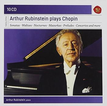 Artur Rubinstein - Rubinstein Plays Chopin