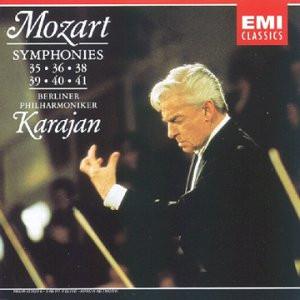 Mozart: Sinfonien 35+36, 38-41