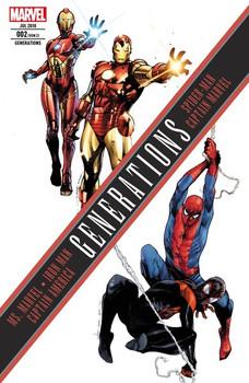Generations. Bd. 2 - Brian Michael Bendis  [Taschenbuch]