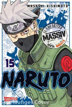 NARUTO Massiv 15 - Masashi Kishimoto  [Taschenbuch]
