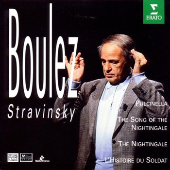 Boulez - Orchester und Kammermusik