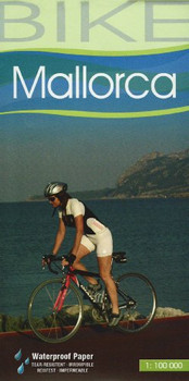 Radwanderkarte Bike Mallorca 1 : 100 000 - Tort, Jaume