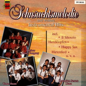 Various - Sehnsuchtsmelodie U.Weitere in