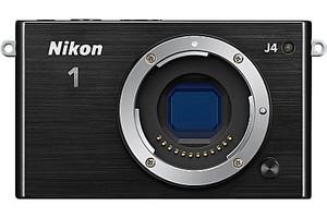 Nikon 1 J4 Cámara compacta Cuerpo negro