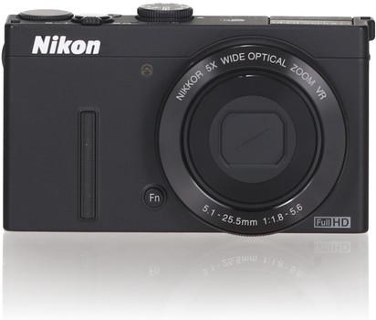 Nikon COOLPIX P340 zwart