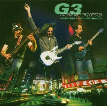G3 - G3 Live in Tokyo - 2 CD