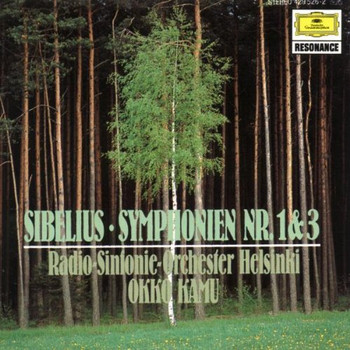 Kamu - Sinfonien 1+3