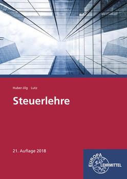 Steuerlehre - Karl Lutz  [Taschenbuch]