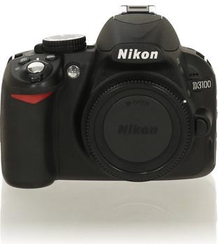 Nikon D3100 Body nero