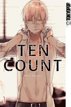 Ten Count 01 - Takarai, Rihito