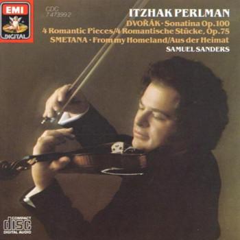 Perlman - Sonatine Op. 100 / Aus der Heimat