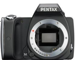 Pentax K-S1 Cuerpo negro