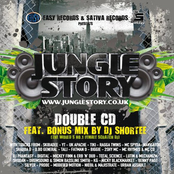 Easy Records & Sativa Records - Jungle Story