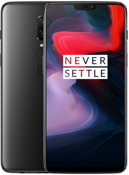 OnePlus 6 256GB negro