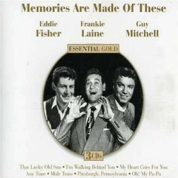 Eddie Fisher - Memories Are Made of These - 3 CD Set