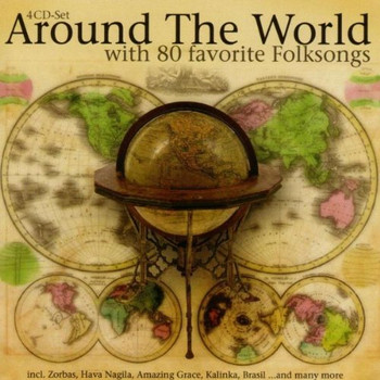 Various - Around the World With 80 Songs