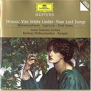 Anna Tomowa-Sintow - Masters - Richard Strauss
