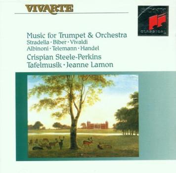 Crispian Steele-Perkins - Trompetenkonzerte