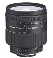 Nikon AF NIKKOR 24-85 mm F2.8-4.0 D 72 mm Objectif (adapté à Nikon F) noir