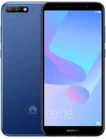 Huawei Y6 2018 Dual SIM 16 GB blu