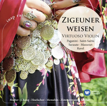 Various - Zigeunerweisen:Virtuoso Violin