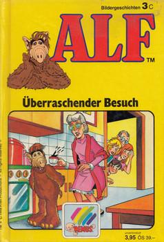 Alf: Uberraschender Besuch [Gebundene Ausgabe]