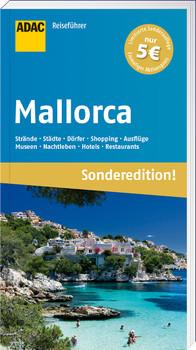 ADAC Reiseführer Mallorca (Sonderedition): Palma Pollena Alcúdia - Hübler, Cornelia
