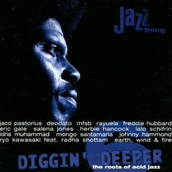 Various - Diggin' Deeper 6 - the Roots of Acid Jazz