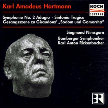 Nimsgern - Gesangsszene / Sinfonia Tragica /