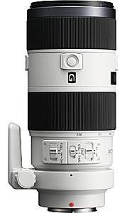Sony 70-200 mm F2.8 G SSM II 77 mm Obiettivo (compatible con Sony A-mount) bianco