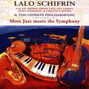 Lalo Schifrin - More Jazz Meets the Symphony