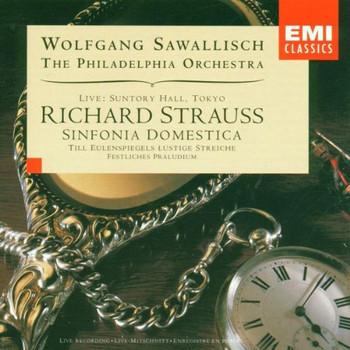 Sawallisch - Sinfonia Domestica / Till / Präl.