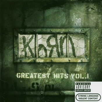 Korn - Greatest Hits Vol.1 (Limited Edition CD + DVD)