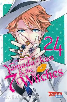 Yamada-kun and the seven Witches 24 - Miki Yoshikawa  [Taschenbuch]