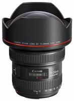 Canon EF 11-24 mm F4.0 L USM (geschikt voor Canon EF) zwart