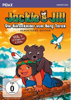 Jackie & Jill - Die Bärenkinder vom Berg Tarak, Vol. 1 [2 Discs]