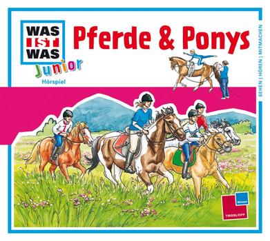 Was Ist Was Junior - WAS IST WAS Junior, Folge 02: Pferde & Ponys