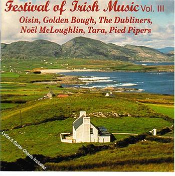 Various - Festival of Irish Music, Vol. III