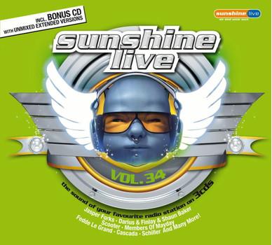 Various - Sunshine Live Vol.34
