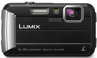 Panasonic Lumix DMC-FT30 negro