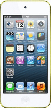 Apple iPod touch 5G 32 Go jaune