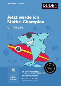 Jetzt werde ich Mathe-Champion. Mathematik 3. Klasse - Ute Müller-Wolfangel  [Taschenbuch]