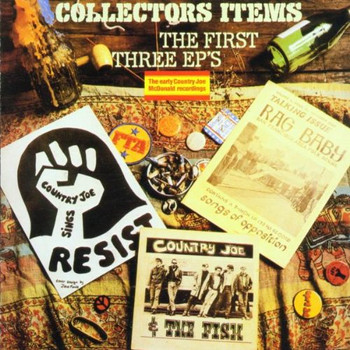 Country Joe+the Fish - Collectors Items/First Three E