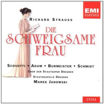 Adam - Strauss: Die Schweigsame Frau (Gesamtaufnahme) (Aufnahme 1976/1977)