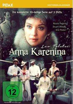 Anna Karenina [3 Discs]