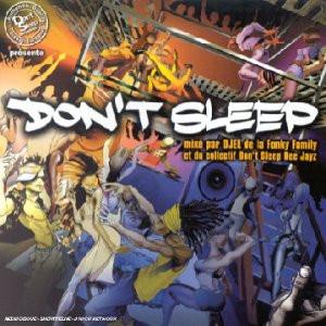 Various - Djel Presents Don T Sleep