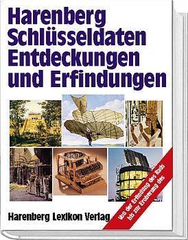 Harenberg Schlüsseldaten. Erfindungen und Entdeckungen - Felix R. Paturi