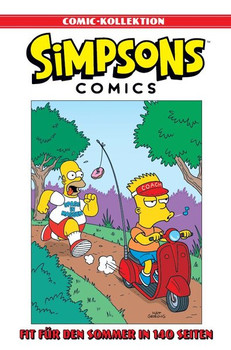 Simpsons Comic-Kollektion. Bd. 4 - Matt Groening  [Gebundene Ausgabe]