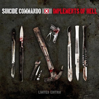 Suicide Commando - Implements of Hell (Ltd.Digi)