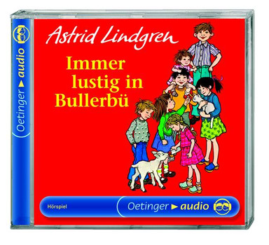 Immer lustig in Bullerbü. CD